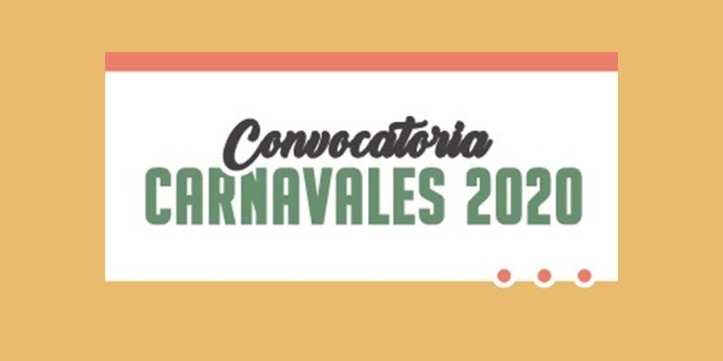 Convocan a murgas y comparsas para los Carnavales 2020